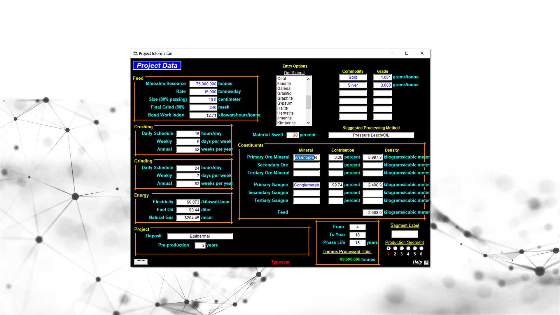 Cost Estimation Software Costmine
